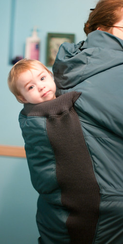 Babywearing Coat | by paxye
