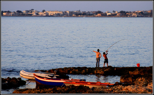 young fishermen | by Labjus