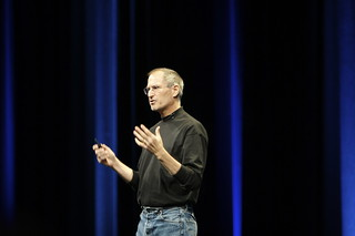 Steve Jobs Speaks At WWDC07 | by acaben