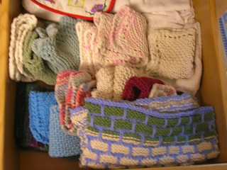 Drawer of Dishcloths | by allie1123488
