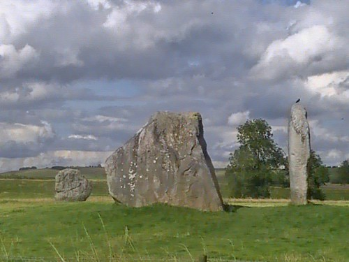 Avebury Stones, Wiltshire, England - July 2007