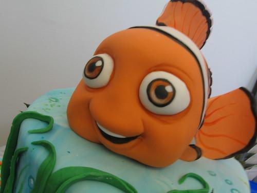 Clown Fish Cake Pan