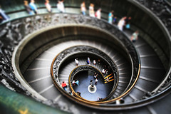 Vatican Stairs | by ` Toshio '