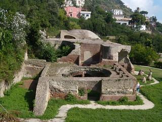 Baia piscina mirabilis villa san marco villa adriana st - Villa mirabilis piscina ...