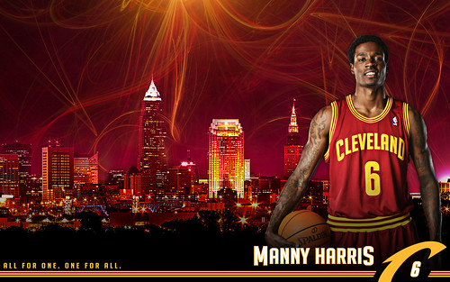 2010-2011 Wallpaper Manny | by Cavs History