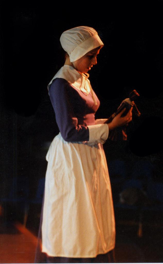 elizabeth proctor the crucible