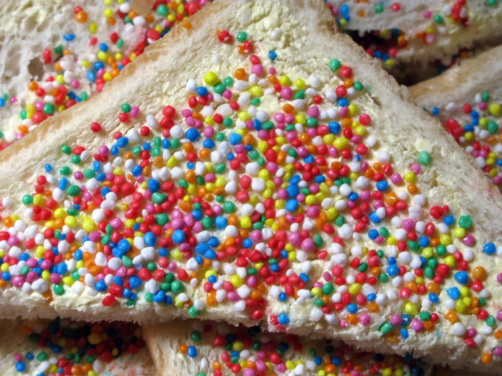 Delicious Fairy Bread