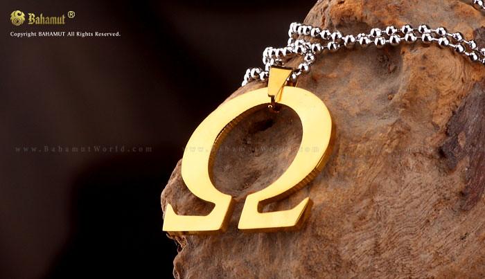 God Of War Omega Symbol Necklace B Photo0002 Flickr