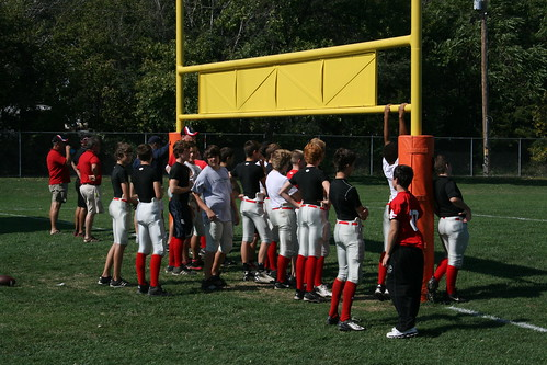 Lincoln midget football join. was