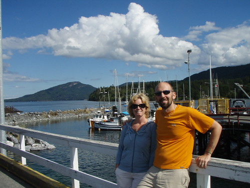 Ferry From Salt Spring Island To Central Saanich
