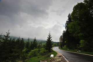 Romanian Mountain Road | by goingslowly