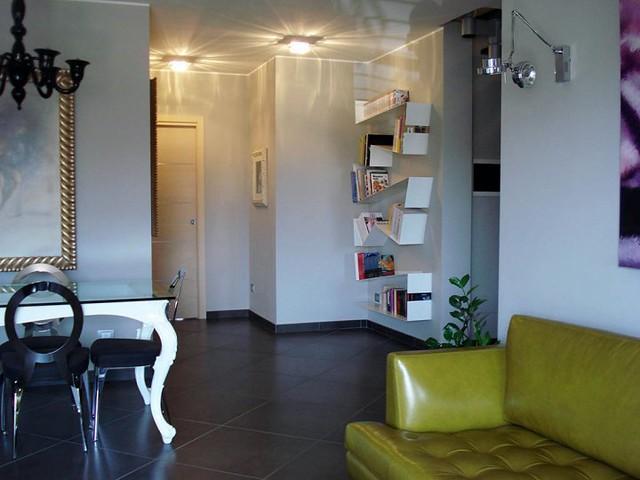 Interno Salón/Mesa Guglielmo/Librería ZigZag, design Beatr… | Flickr
