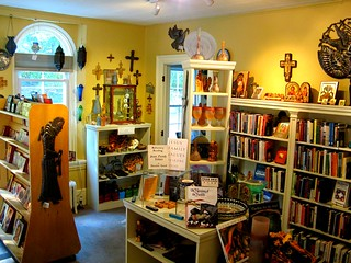 The Monk's Cell Book and Gift Shop | by Randy OHC