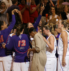 Phoenix Mercury Pro Women's Basketball | by BiggerPictureImages.com