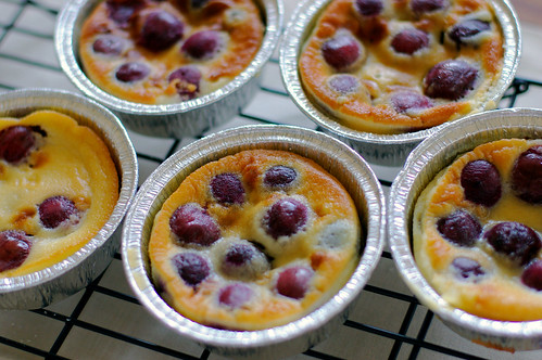 Cherry Clafoutis | by Fresh From The Oven 606