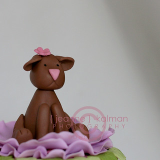 Puppy Close Up... | by The Well Dressed Cake
