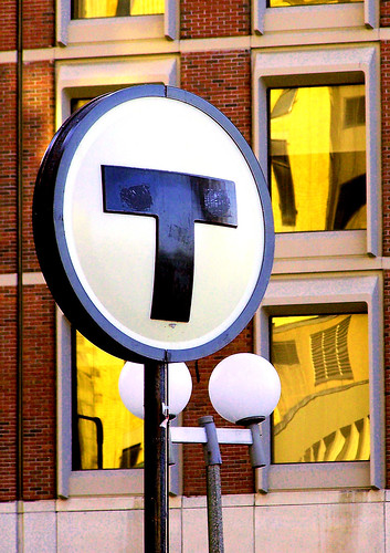 Boston T Signs | Flickr
