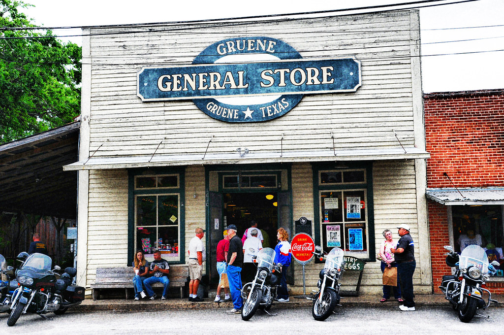 gruene texas hill country historic old west german general flickr