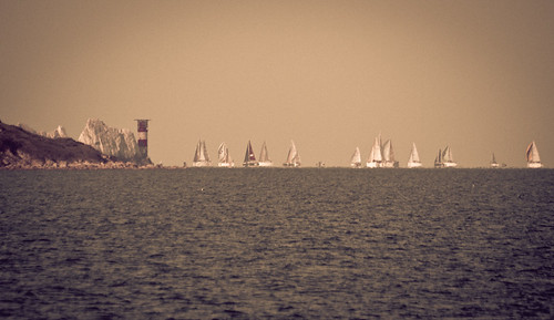 Round the Island Race 1910 | by s0ulsurfing