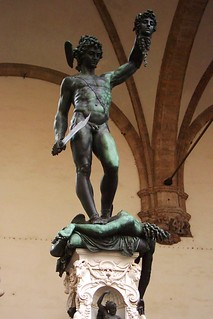 Perseus with Medusa's head - Firenze, Italia | by susannah78