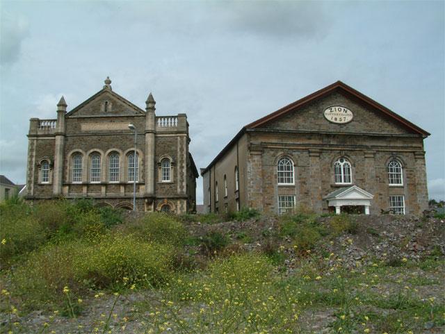 Zion Chapel, Llanelli. 2