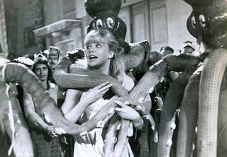 Hayley Mills vs Cthulhu | by Lady, That's My Skull