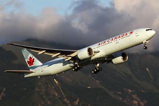 "C-FIUL 777-333(ER)  ""Air Canada"" 