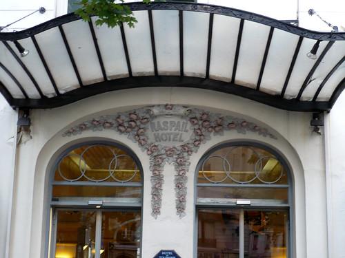 Hotel Boulevard Raspail Paris