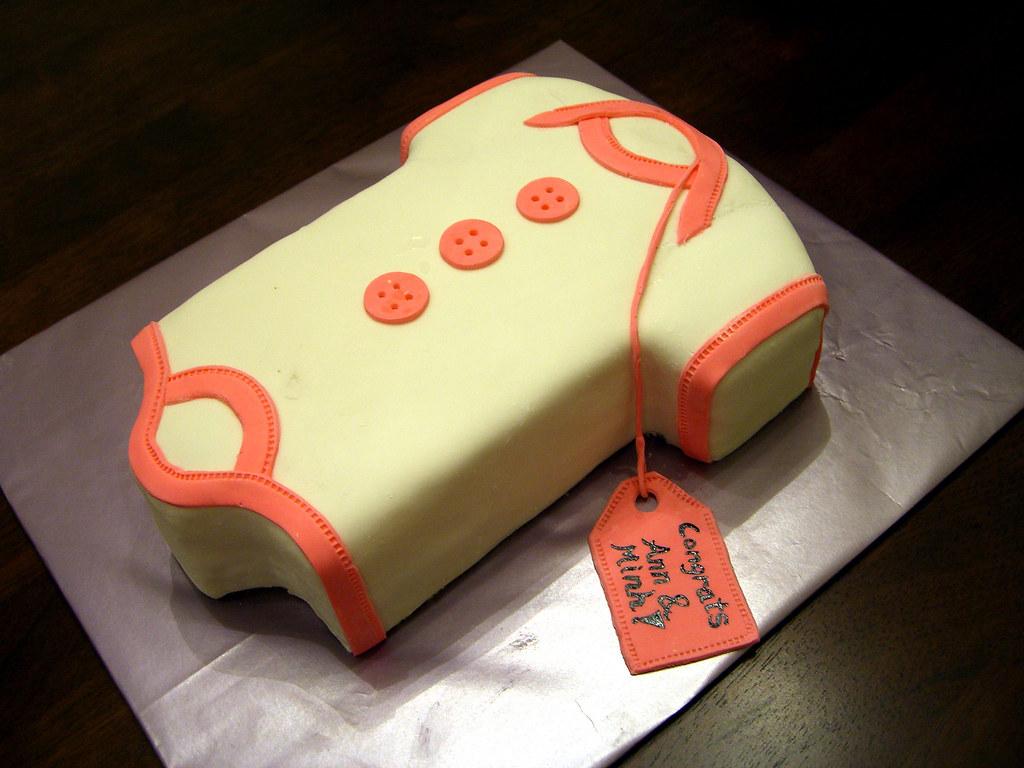 ... Baby Shower Cake   Onesie   By Crazy Cake Lady