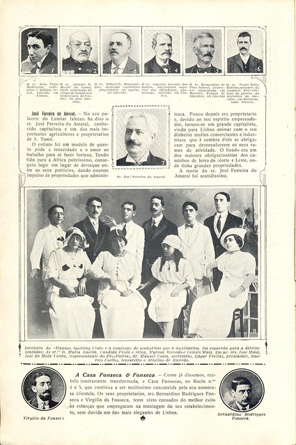 Ilustração Portugueza, No. 465, January 18 1915 - 9
