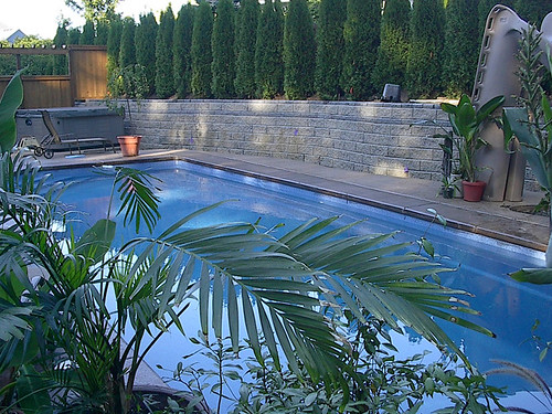 Carmel 41a viking pools custom design aqua inground for Pool design vancouver