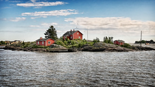 The Finnish Island | by alexbrn