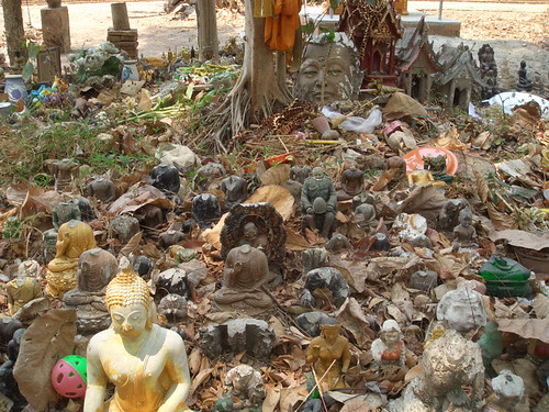 buddha graveyard | by eccovento