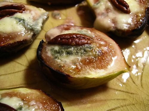 Roasted figs | by Blue Lotus
