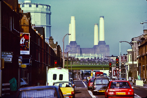 Battersea Power Station from Queenstown Road | by stevieB