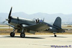 Vought F4U Corsair | by MHphotoworks