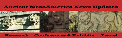 Ancient MesoAmerica News Updates - Opening Banner | by ahchapaat