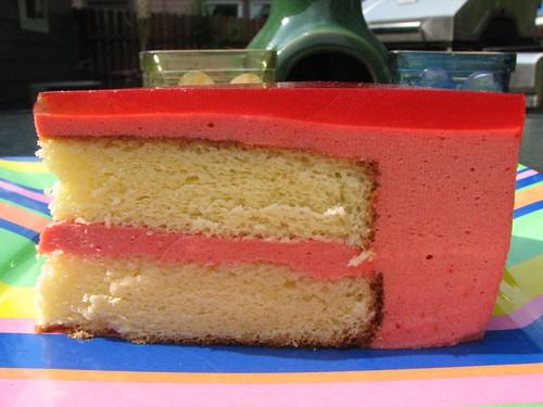 Mirror Mirror Cake House