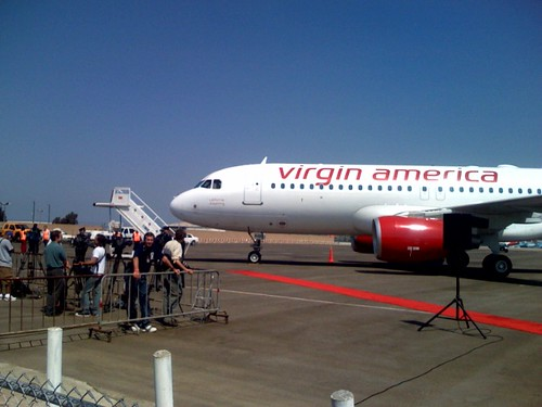 Virgin launch in LA | by xeni