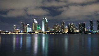 San Diego Skyline 2 | by >WouteR<
