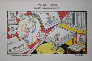 Mexican Fiesta from patternbee, I think a vogart reprint | by *mia*