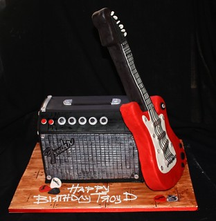 Fender amp and Guitar | by its-a-piece-of-cake