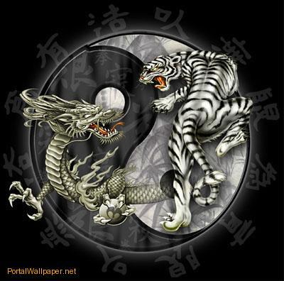 Dragones Chinos Ying Yang Sssiii Snake131 Flickr