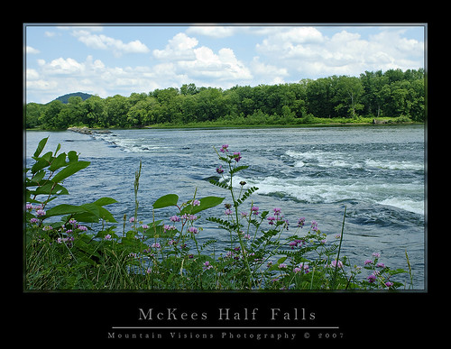 McKees Half Falls, Susquehanna River, PA | by Mountain Visions
