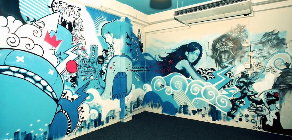 office graffiti wall. The New Office Graffiti Wall | By Mr Brown D