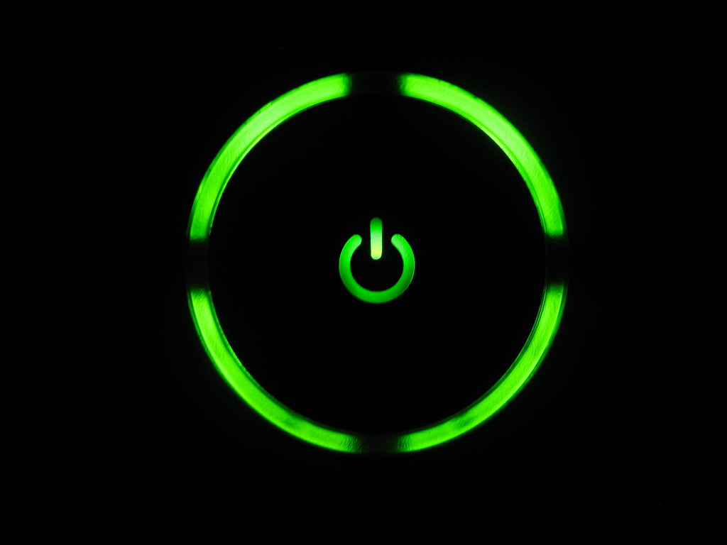 Xbox 360 Power Button