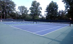 Peachtree Hills Tennis Courts Atlanta | by Fitness With Jeff Atlanta