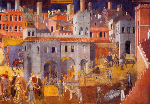 Siena: Parable of Good Government | by jimforest