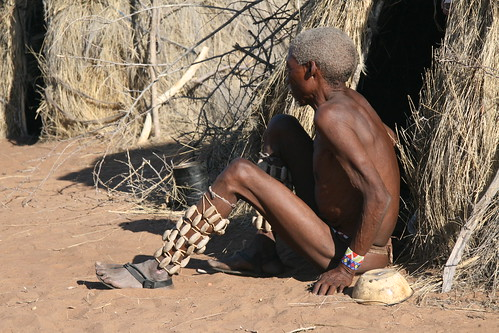 kinship system of the bushmen Universal systems of kin categorization the kinship system of the 'ko bushmen of botswana is a good example of an empirically universal system — one which.