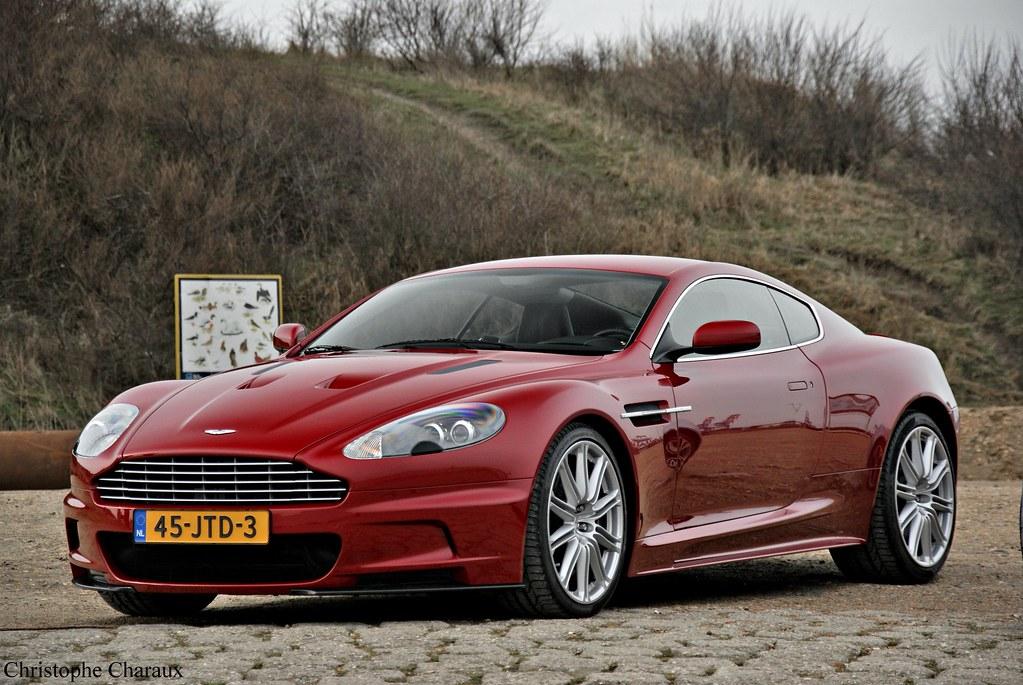 Aston Martin Dbs Infra Red Rotterdam The Netherlands Flickr